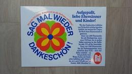Aufkleber Mit Spülmittel-Werbung (Pril) Aus Deutschland - Aufkleber