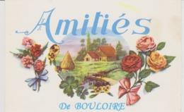 72 - BOULOIRE - Amities - Bouloire