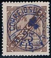 Angola, 1893/4, # 37 Dent. 13 1/2, MH - Angola