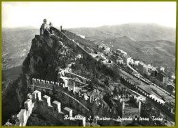 CP Vera Fotografia 30 Ediz.URBE Rimini-Republica San Marino -Seconda E Terza Torre - Saint-Marin
