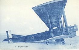 2146 5 Avion GOLIATH - 1919-1938: Entre Guerres