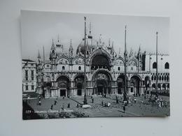 VENEZIA - Chiesa San Marco  - Vera Fotografia , Real Photo - Venetië (Venice)