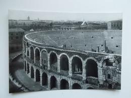VERONA - Vera Fotografia , Real Photo -  Particolare Arena - Verona