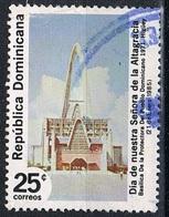 1985 - REP. DOMINICANA - BASILICA DI ALTAGRACIA - USATO / USED. - Repubblica Domenicana