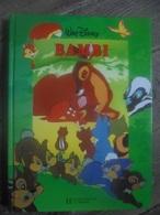 Ancien Livre Pour Enfant BAMBI Disney Cinéma Ed. Hachette 1988 - Books, Magazines, Comics