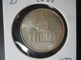 100 Francs Argent  Panthéon 1983 état SUP N° 2 - France