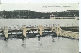 SINGAPOUR - Kalang River Reservoir , Singapore - Singapour