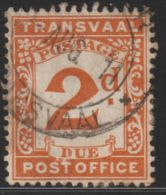 Z-Afrika Transvaal  1907  Mi.nr.  Port 3 - Africa (Other)