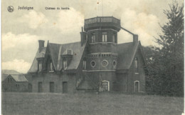 JODOIGNE   Château Du Bordia. - Jodoigne