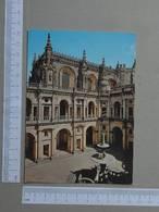 PORTUGAL - CONVENTO DE CRISTO -  TOMAR -   2 SCANS  - (Nº25598) - Santarem