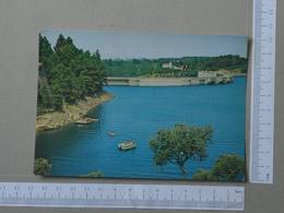PORTUGAL - BARRAGEM DE CASTELO DE BODE -  TOMAR -   2 SCANS  - (Nº25599) - Santarem