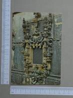 PORTUGAL - CONVENTO DE CRISTO -  TOMAR -   2 SCANS  - (Nº25601) - Santarem