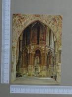 PORTUGAL - CONVENTO DE CRISTO -  TOMAR -   2 SCANS  - (Nº25602) - Santarem