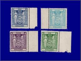 Qualité: XX - 70/73, Complet, Bdf: 4/6/8/10$. Cote: 40 - New Zealand