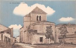 ¤¤   -    VELLUIRE    -   L'Eglise     -   ¤¤ - France