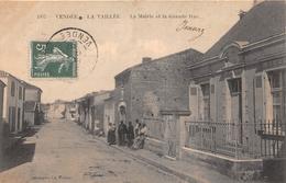 ¤¤   -    LA TAILLEE    -   La Mairie Et La Grande Rue    -   ¤¤ - France