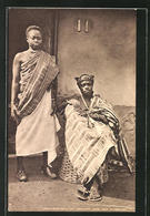 CPA Ashanti, Princess Baa Of Ashanti And Her Husband - Ghana - Gold Coast