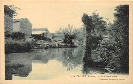 ¤¤   -    LA TAILLEE    -   Le Grand Port    -   ¤¤ - France