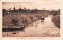 ¤¤   -    LA TAILLEE    -   Le Marais Vendéens   -   ¤¤ - France