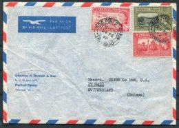 1960 Trinidad, Port Of Spain Airmail Cover - St Gall, Switzerland - Trinidad & Tobago (1962-...)