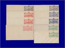 Qualité: LOT - Scott U 1/13, (1884), Collection De 10 Env. Type Honolulu. Neuves. Cote: +250 - Hawaii