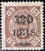 Angola, 1902, # 69 Dent. 11 1/2, MH - Angola