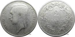 Belgique - Royaume - Albert I - 2 Francs 1912 Légende Française - TB - Mon3040 - 1909-1934: Albert I