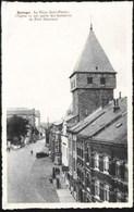 BASTOGNE - La Place Saint-Pierre, L'Eglise Et Une Partie Des Bâtiments Du Petit Séminaire - Bertogne