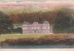 """TILFF  Acp  """"Château De SAINVAL  """" écrite En 1933 Voir Scan - Esneux"""