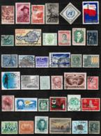 WORLDWIDE---Collection Of USED DL-633 - Stamps