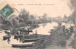 ¤¤   -    LE GUE-de-VELLUIRE    -   Le Port Du Gué    -   ¤¤ - France