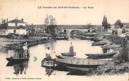 ¤¤   -    LE GUE-de-VELLUIRE    -   Le Port    -   ¤¤ - France