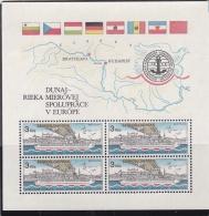 TCHECOSLOVAQUIE : BF 57  Bateaux  Neuf XX - Tchécoslovaquie