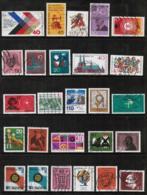 GERMANY (Federal Republic)---Collection Of USED DL-635 - Collections (without Album)