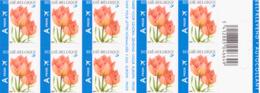 Belgium CA 082** Fleurs Tulipes BUZIN Année 2007 - Carnets 1953-....
