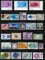 BRITISH COMMONWEALTH---Collection Of MINT NEVER HINGED DL-636 - Stamps