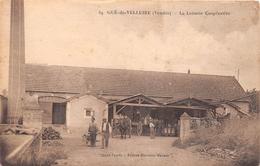 ¤¤   -    LE GUE-de-VELLUIRE    -   La Laiterie Coopérative   -   ¤¤ - France