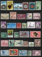 BRITISH COMMONWEALTH---Collection Of USED DL-639 - Collections (without Album)