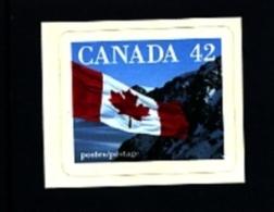 CANADA - 1992  42c  FLAG  SELF ADHESIVE  MINT NH - 1952-.... Regno Di Elizabeth II