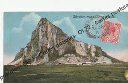 CPA -  Gibraltar - Rock From Neutral Ground - Gibraltar