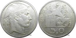 Belgique - Royaume - Leopold III - 50 Francs 1951 Légende Française - TTB - Mon3045 - 1934-1945: Leopold III