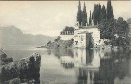 Lago Die Garda.  La Punta De San Vigilio.   Italy.  S-4427 - Como
