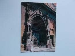 PESARO - Chiesa Di San Agostino - Pesaro