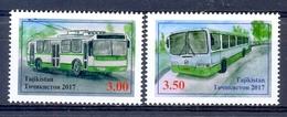 TADJIKISTAN   (AZI 307) - Bussen