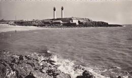 17. ILE D'AIX. PLAGE DE L'ANSE DE LA CROIX ET LES PHARES. ANNEE 1961 - Autres Communes
