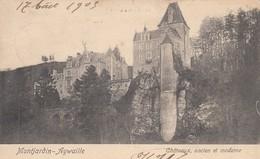 AYWAILLE / CHATEAU DE MONTJARDIN   1903 - Aywaille