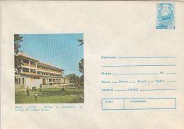 TOURISM, CIUTA INN, COVER STATIONERY, ENTIER POSTAL, 1979, ROMANIA - Holidays & Tourism
