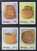 NAMIBIE  Timbres Neufs ** De 1997  ( Ref 6A )  Artisanat - Vannerie - Namibie (1990- ...)