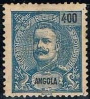 Angola, 1903, # 86, MNG - Angola