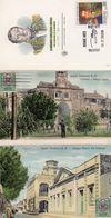 LETTERE : Foto D  -  3 Cartoline Agentina E Domenicana - Francobolli